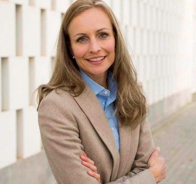 Anne-Kathrin Meyer, die Physikerin und IT-Quereinsteigerin