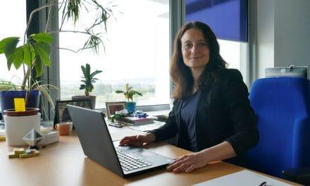 Johanna Schmidt, die Forschungsgruppenleiterin über das Studium und den Beruf der Informatik