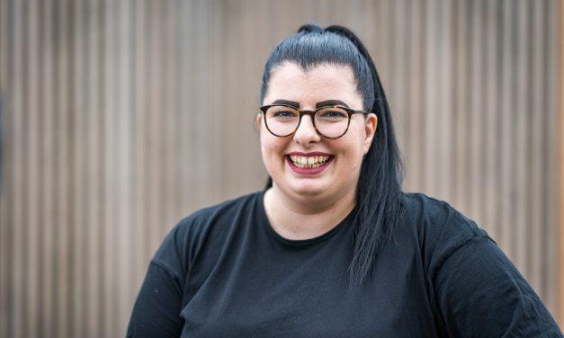 Denise Vorraber, die FEMINDS Co-Gründerin und Pitch-Trainerin